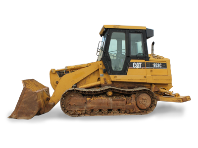 Crawler Loaders For Sale