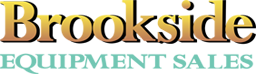 Brookside Equipment Sales Logo