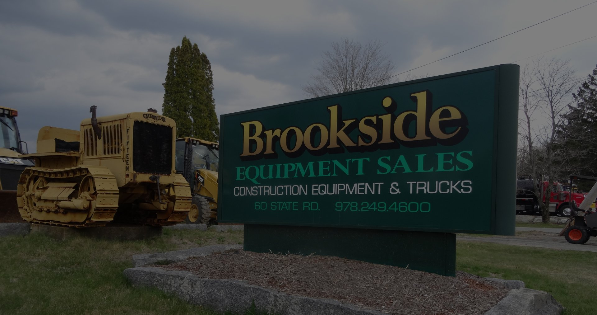 Brookside Equipment Inventory